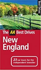 New England (AA Best Drives) by Kathy Arnold