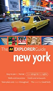 AA Explorer New York (AA Explorer Guides)…