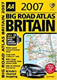 AA big road atlas Britain / mapping produced by the Cartographic Department of the Automobile Association