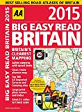 Big Easy Read Britain 2015 SP (Road Atlas)