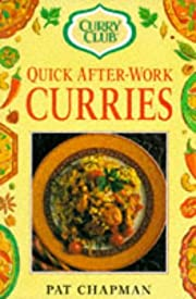 Quick After Work Curries af Pat Chapman