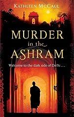 Murder in the Ashram by Kathleen McCaul