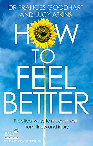 'How to Feel Better' book at The Brain Charity's library