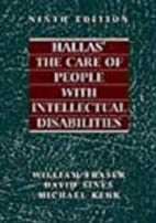Hallas' The Care of People with Intellectual…