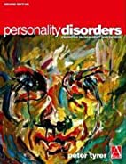 Personality Disorders: Diagnosis, Management…