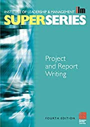 Project and Report Writing Super Series,…