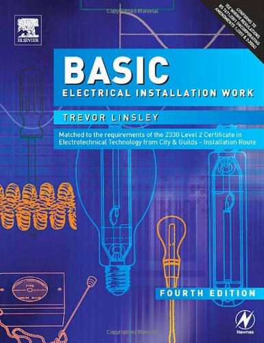 PDF] Basic Electrical Installation Work, Fourth Edition