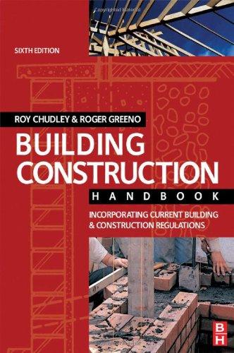 PDF] Building Bundle: Building Construction Handbook, Sixth