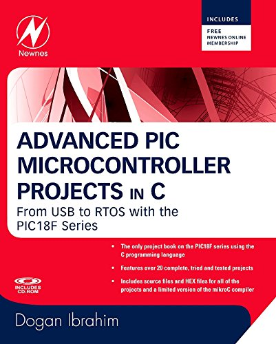 PDF] Advanced PIC Microcontroller Projects in C: From USB to RTOS