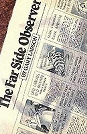 The Far Side Observer por Gary Larson