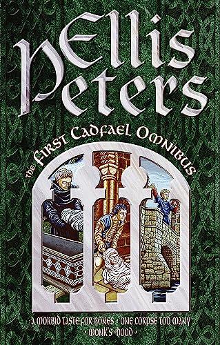 Brother Cadfael: A Morbid Taste for Bones/One Corpse Too Many/Monk's Hood - Ellis Peters