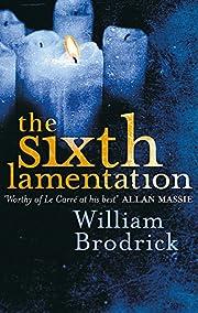 The Sixth Lamentation de William Brodrick