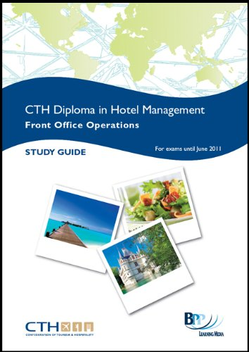 Office management pdf hotel front