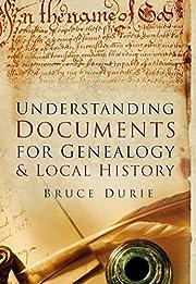 Understanding Documents for Geneaology &…