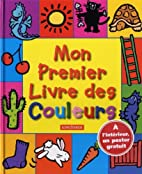 Mon premier livre de couleurs