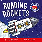 Roaring Rockets (Amazing Machines) av Tony…