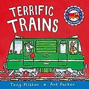 Terrific trains por Tony Mitton