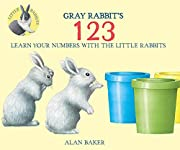 Gray Rabbit's 123 (Little Rabbit Books)…