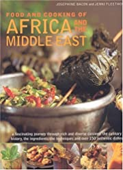 Food and Cooking of Africa and Middle East:…