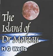 The island of Dr. Moreau af H. G. Wells