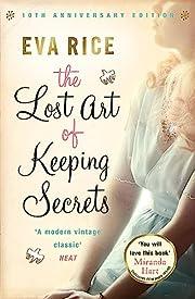 THE LOST ART OF KEEPING SECRETS de EVA RICE