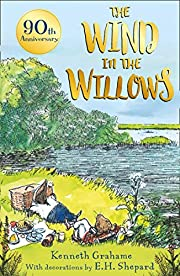 The Wind in the Willows – 90th anniversary…