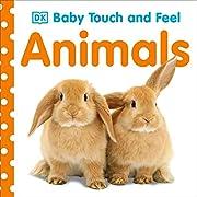 Baby Touch and Feel: Animals – tekijä: DK