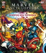 Marvel Encyclopedia de DK Publishing