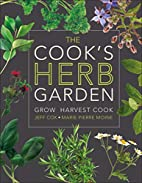 The Cook's Herb Garden by DK Publishing