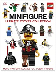 Ultimate Sticker Collection: LEGO Minifigure…