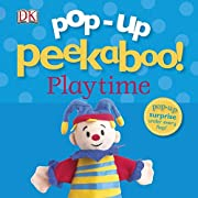 Pop-Up Peekaboo: Playtime de DK Publishing