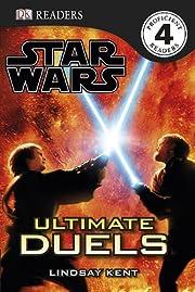 DK Readers L4: Star Wars: Ultimate Duels por…