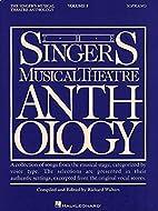 Singers Musical Theatre Tenor 3