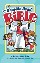 The Hear Me Read Bible by Mary Manz Simon