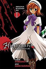Higurashi When They Cry: Abducted by Demons…
