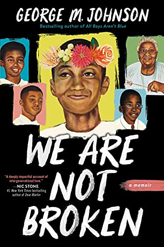 We Are Not Broken by George Johnson