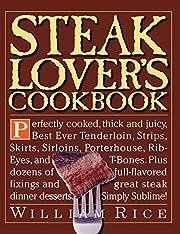 Steak Lover's Cookbook – tekijä: William…