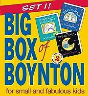 Big Box of Boynton: Barnyard Dance! Pajama…
