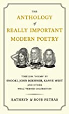 The anthology of really important modern…
