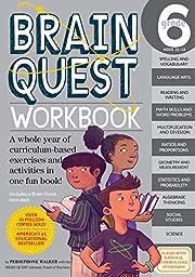 Brain Quest Workbook: Grade 6 – tekijä:…
