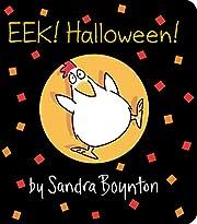 Eek! Halloween! (Boynton on Board) por…
