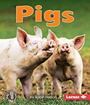 Pigs (First Step Nonfiction ― Farm…