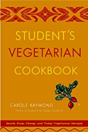 Student's Vegetarian Cookbook, Revised:…