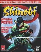 Shinobi (Prima's Official Strategy…
