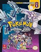 Pokemon Diamond & Pearl (Prima Official Game…