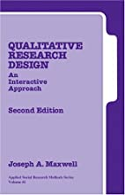 Qualitative Research Design: An Interactive…