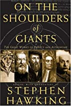On the Shoulders of Giants by Stephen…