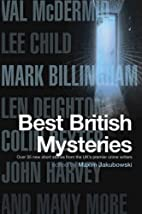 The Mammoth Book of Best British Mysteries 5…