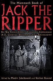 The Mammoth Book of Jack the Ripper de Maxim…