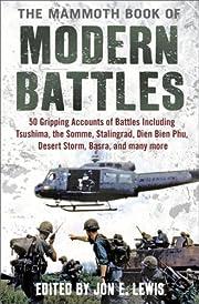 The Mammoth Book of Modern Battles –…